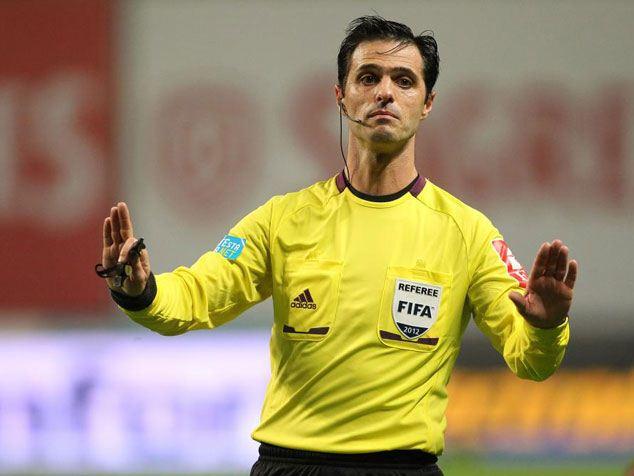 Carlos Xistra, árbitro da AF castelo Branco