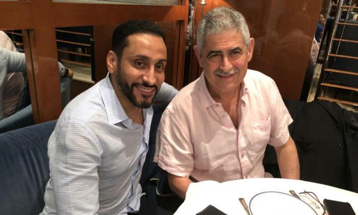LFV com Sami Al-Jaber