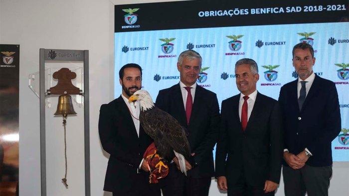 resultados da Emissão de Obrigações Benfica SAD 2018-2021