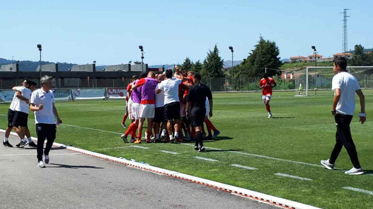 Benfica B vence em Arouca ao cair do pano e soma agora duas vitórias