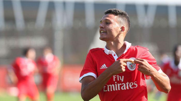 Seleção sub-18 dominada pelos oito jogadores do Benfica  613331d7076a1