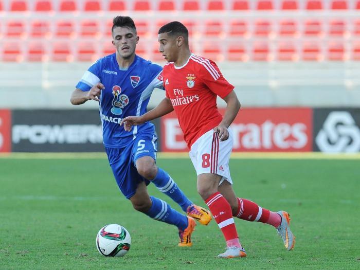 II League Benfica B vs Gil Vicente Seixal 09 20 2015 Lisboa e Benfica B received this afternoon