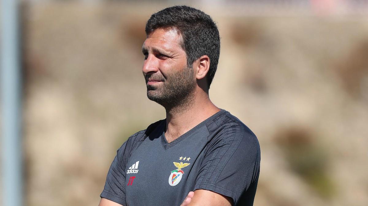 João Tralhão e a ambição de regressar ao Benfica
