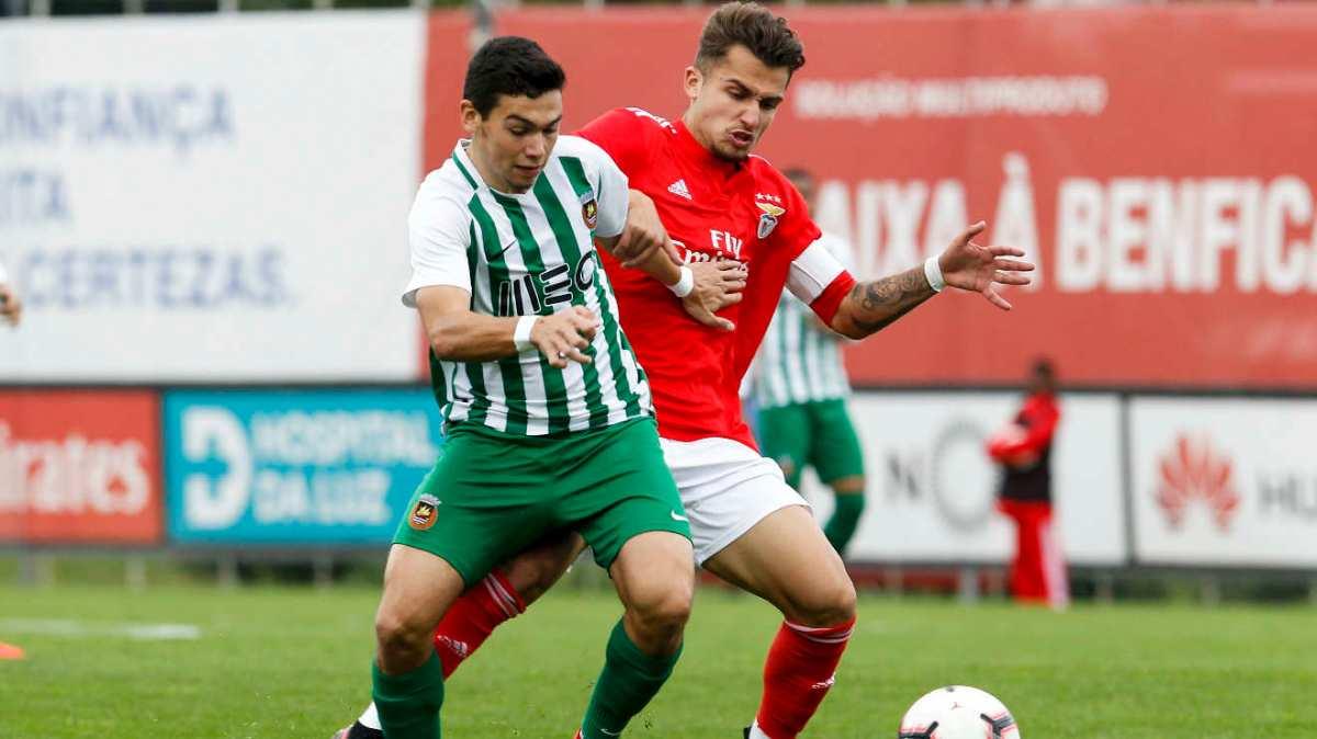 Liga Revelação: Benfica vence fora o Rio Ave por 3-2