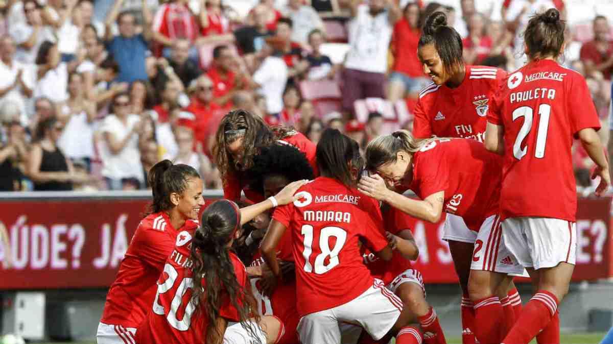 Benfica está na final da Taça de Portugal após virar eliminatória em Braga