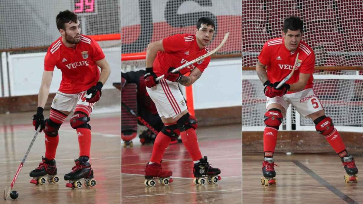 Muito Benfica na final Taça das Nações de hóquei em patins