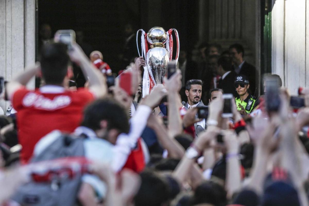 """News Benfica: """"Celebração planetária que só mesmo o Benfica consegue alcançar"""""""