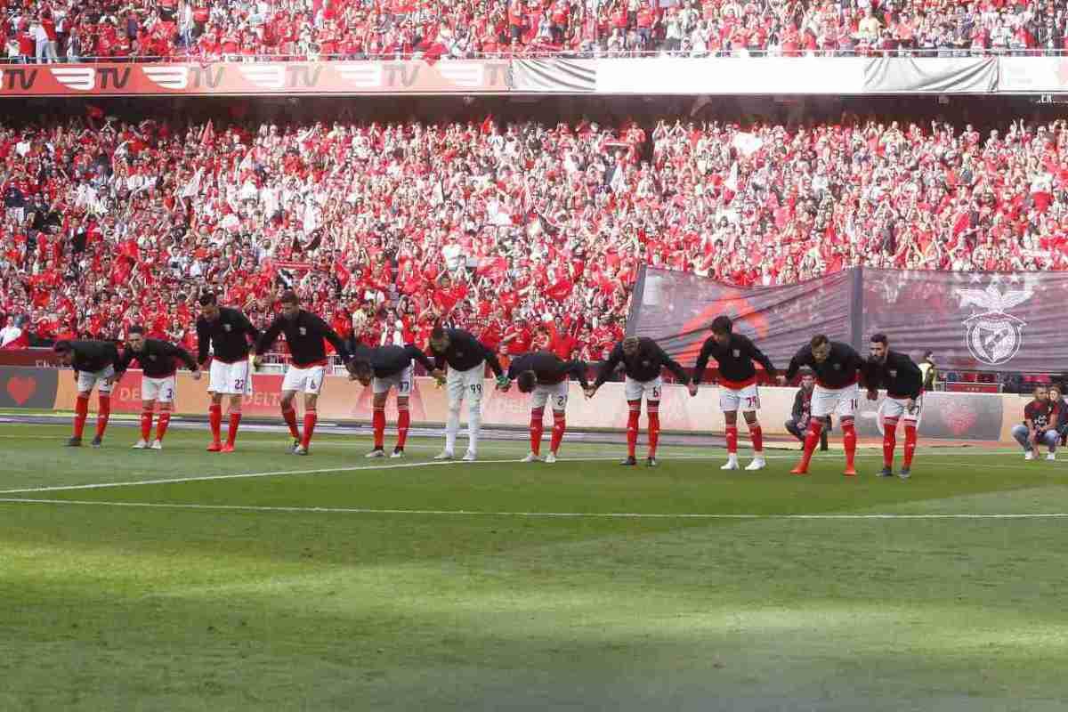 Benfica vai aos Paços do Conselho de Lisboa esta 2ª feira