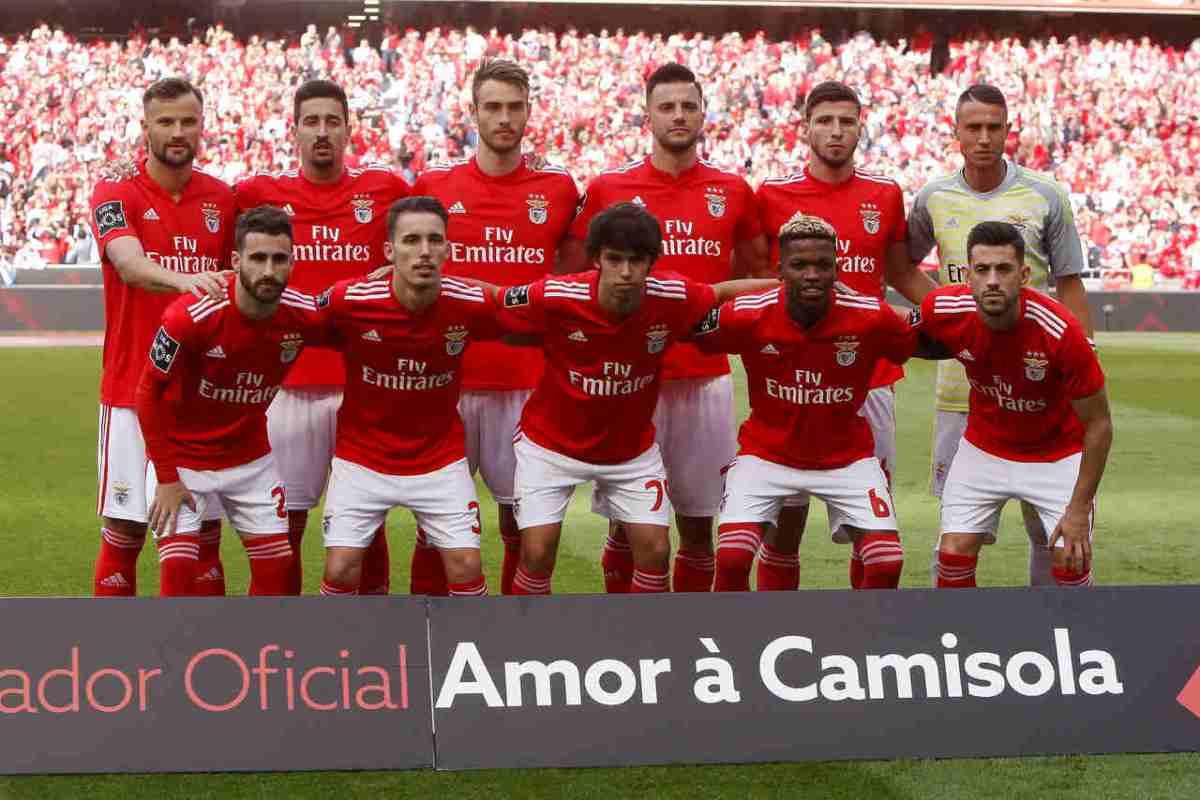 UEFA elege 7 águias para o onze ideal da Liga NOS