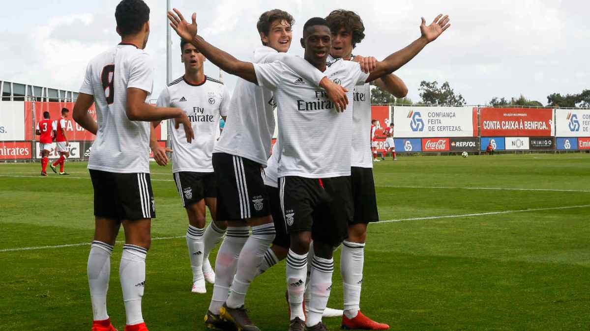 Empate em Braga pode hipotecar título de Campeão nos juniores