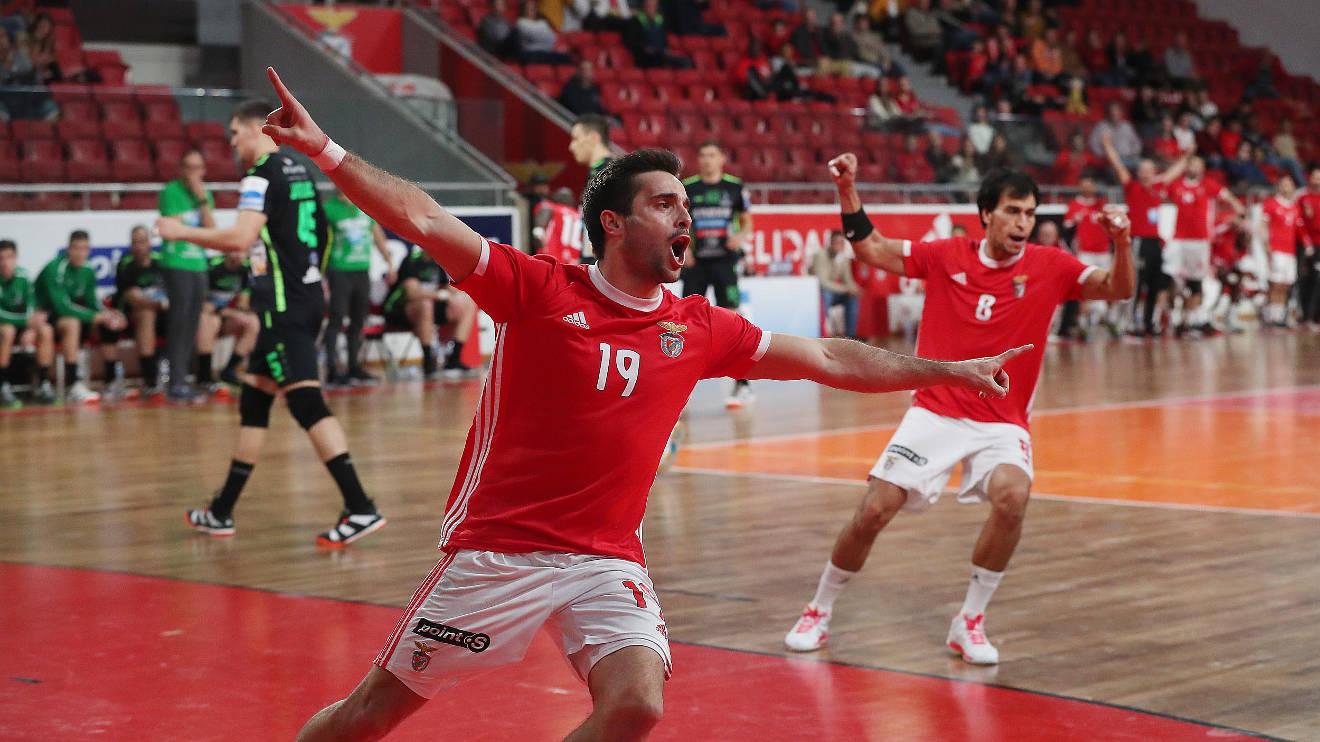 Benfica Nexe Carlos Resende