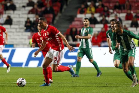 Benfica-Rio Ave Taca de Portugal (2)